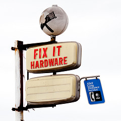 Fix It Sign