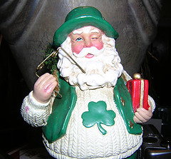 Irish Santa Clause